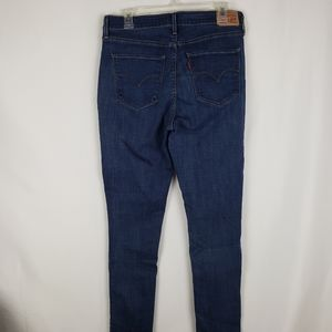 Levi's  721 High Rise Skinny Jeans size 32 / 14